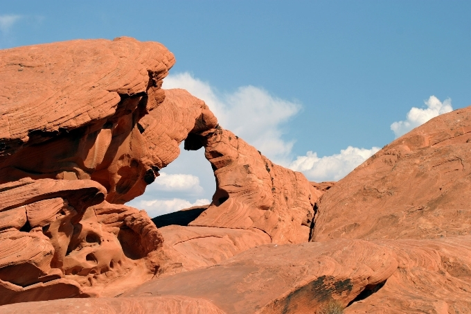 Valley of Fire - Arch Rock #3